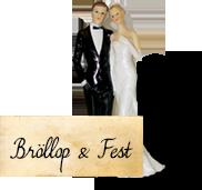 Bröllop & Fest.